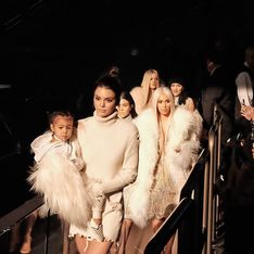 Les Kardashian assorties pour la Fashion Week new yorkaise