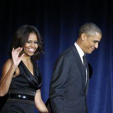 Les drôles de déclarations d'amour de Barack et Michelle Obama pour la Saint Valentin (Vidéo)