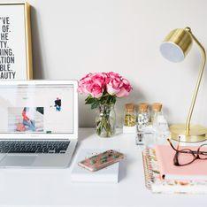 5 Deko-Ideen fürs Büro: So sieht dein Schreibtisch super stylisch aus!