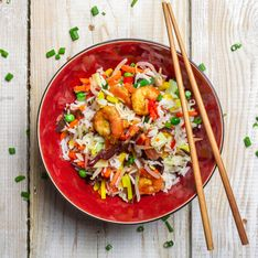 Comida china casera: 6 recetas para darte un festín oriental