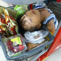 #QuandLesEnfantsNontPlusdEnergie, le hashtag qui fait fureur auprès des parents Japonais (Photos)