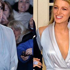 Kate Middleton vs Blake Lively : Qui porte le mieux la robe drapée ?
