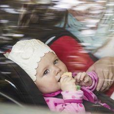 En voiture, êtes-vous certaine de bien attacher votre enfant ?