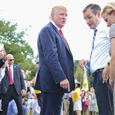 Trump contre Cruz, les épouses deviennent les cibles des candidats