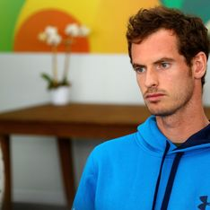 Andy Murray pousse un coup de gueule après avoir joué avec une balle de fille (Vidéo)