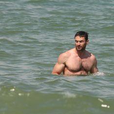 Hugh Jackman salva a sus dos hijos de morir ahogados