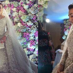 Elle dépense 1 millard de dollars pour son mariage spectaculaire