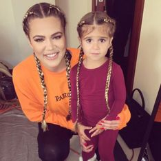 A seulement 2 et 3 ans, les petites Kardashian optent pour des extensions (Photos)