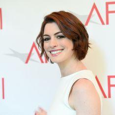 Anne Hathaway, maman d'un petit Jonathan depuis deux semaines