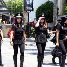 Des policières mexicaines sexy font le buzz (mais pas pour de bonnes raisons)