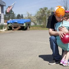 Après 2 ans de recherches, un père retrouve sa fille dans un foyer de sans-abris