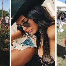 Alessandra Ambrosio, Kylie Jenner... Un festival de looks à Coachella !