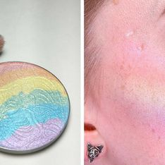 Tendance WTF : Le blush arc-en-ciel que les beautistas s'arrachent