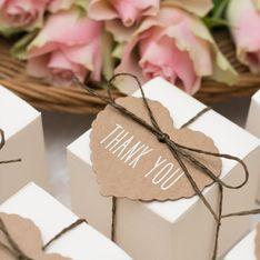 35 kreative und günstige Gastgeschenke für eure Hochzeit