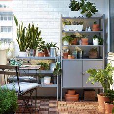 7 consejos para sacarle partido a un balcón pequeño