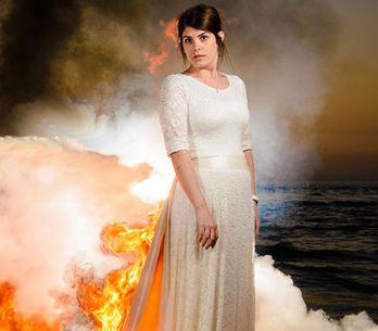 Trash the dress o cómo destrozar tu vestido de novia