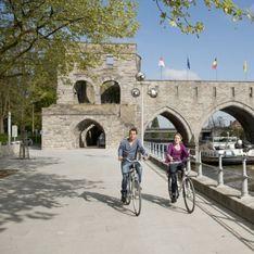 La Wallonie à vélo: Vélo-trips entre amis, en famille ou en amoureux