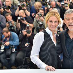 Julia Roberts et George Clooney, duo de choc sur la Croisette (Photos)