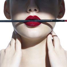 50 lip arts que prueban que el maquillaje de labios es un arte