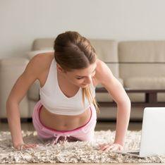 15 ejercicios que puedes hacer en casa para fortalecer tu cuerpo