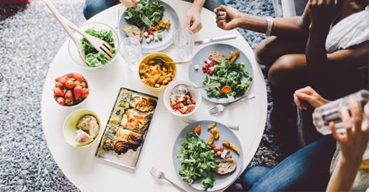 Rezepte Leichte Sommerküche Kalorienarm : Leckere rezepte für ein kalorienarmes abendessen
