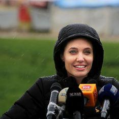 Angelina Jolie se quiere meter a política