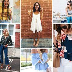 Les tendances mode stars de l'été selon Pinterest sont...