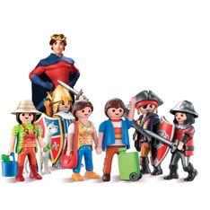 Playmobil et Prince unissent leur univers