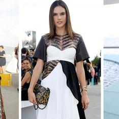 Alessandra Ambrosio, Alicia Vikander... Toutes lookées pour le défilé Louis Vuitton au Brésil