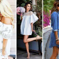 20 petites robes d'été qui nous séduisent sur Pinterest
