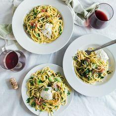 Einfach und blitzschnell: 4 geniale Pasta-Rezepte für Faule