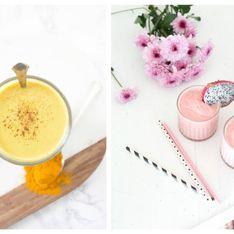 5 smoothies healthy auxquels tu vas devenir accro tout l'été