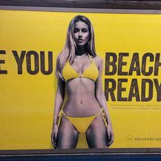 A Londres, les publicités avec des corps irréalistes sont désormais interdites