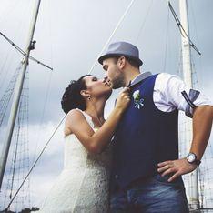 Von Heißluftballon bis Segelboot: Die spektakulärsten Orte zum Heiraten