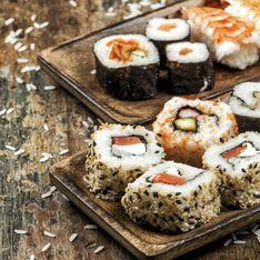 Test: ¿qué dice de ti tu pieza favorita de sushi?