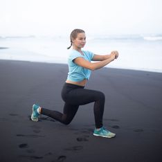 Straff, schlank, perfekt geformt: 7 einfache Übungen für die Oberschenkel
