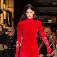 La combinaison Juicy en velours haute couture, vous y croyez ?