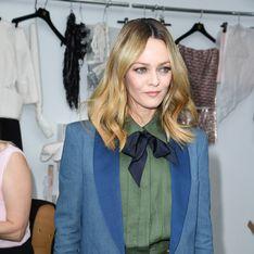 Vanessa Paradis rayonne au défilé Chanel (Photos)