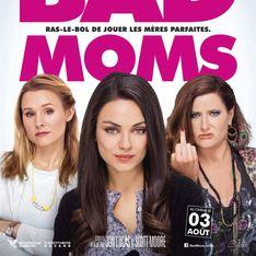 Mila Kunis et Kristen Bell jouent les mères indignes dans Bad Moms