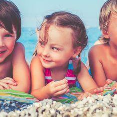 Protezione solare per i bambini: 10 regole per un'abbronzatura sicura