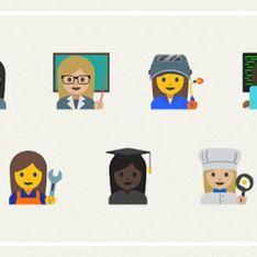 Enfin des emojis qui mettent à l'honneur les femmes