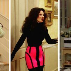 Dolce & Gabbana, Dior, Versace... Miss Fine habillée par les plus grands couturiers ?