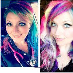 Jugée sur sa couleur de cheveux, elle répond
