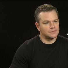 Pour Matt Damon, Jason Bourne pourrait bien perdre face à une femme (Itw exclu)