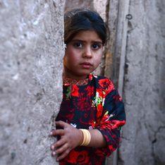 Afghanistan : Il marie sa fille de 6 ans à un homme de 55 contre une chèvre