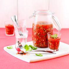 Sommersuppen: Kalte Rezepte als Erfrischung zum Weglöffeln