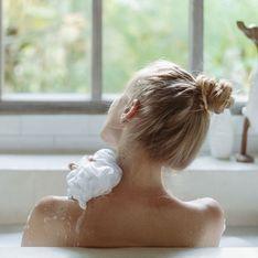 Le rituel de la douche pour les peaux sensibles