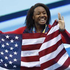 La femme de la semaine : Simone Manuel, la nageuse de 20 ans entrée dans l'Histoire aux JO