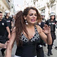 Hande Kader, icone trans de la Gay Pride turque, retrouvée brûlée