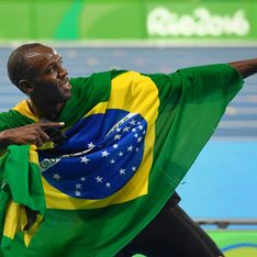 Le nouveau beau rôle d'Usain Bolt aux Jeux Paralympiques